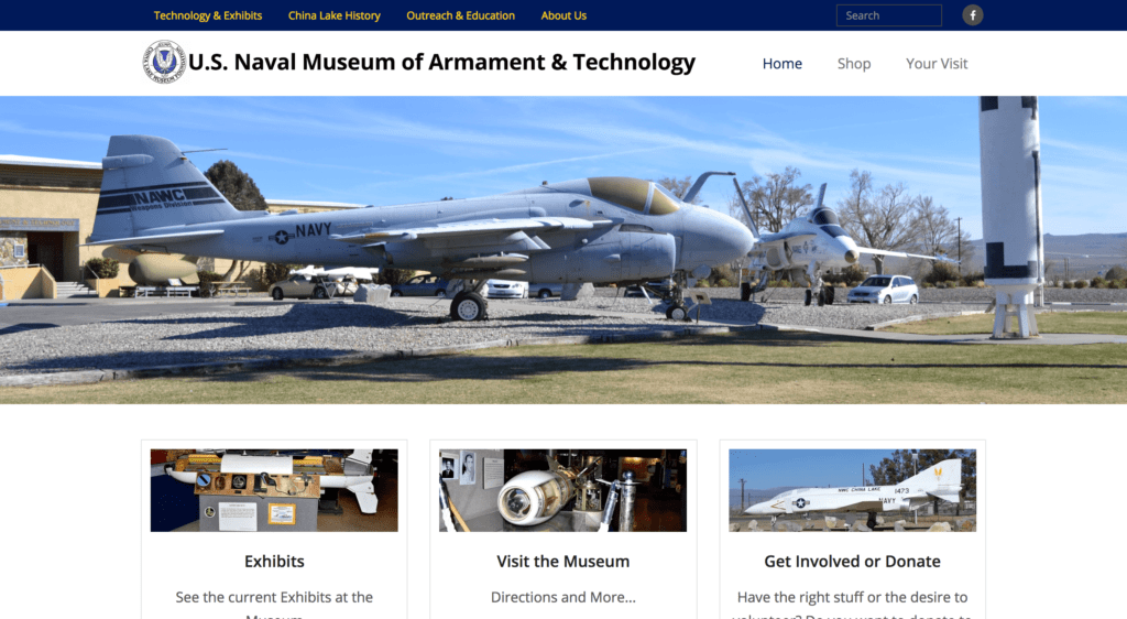 U.S. Museum of Armament & Technology Project
