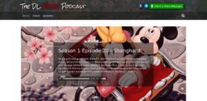 The DL Rage Podcast Website
